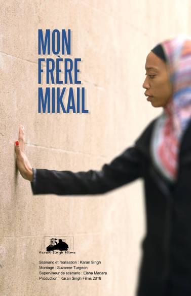 AFFICHE OFFICIELLE - Mon Frère Mikail