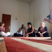 Rencontre des caravaniers, Erevan